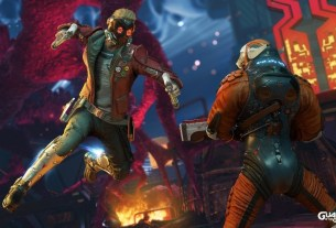 Marvel's Guardians Of The Galaxy Looks Like A Cosmic Blast, Release Date Set For October 1