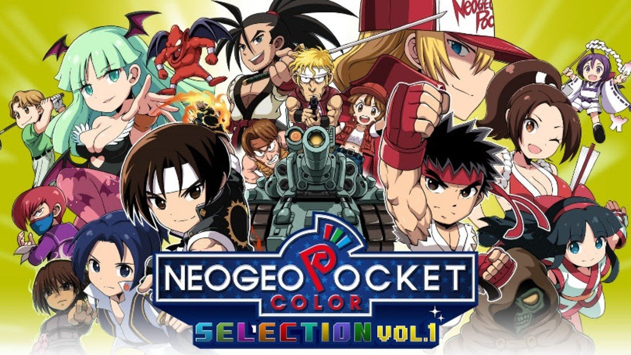 Neo Geo Pocket Color Selection Vol.1 Receives A Small Update 1