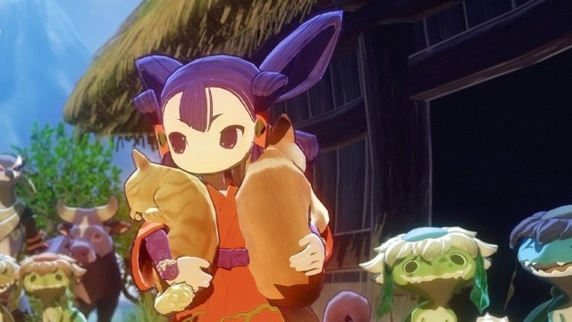 New Sakuna: Of Rice And Ruin Update Allows You To Dual Wield Cats And Dogs 2