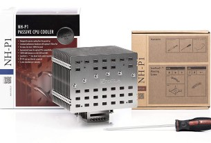 Noctua NH-P1 Fanless CPU Cooler Officially Available Today 5