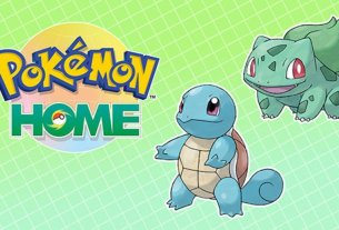 Pokémon HOME Update Adds New Features And Special Bulbasaur, Squirtle Distribution 2