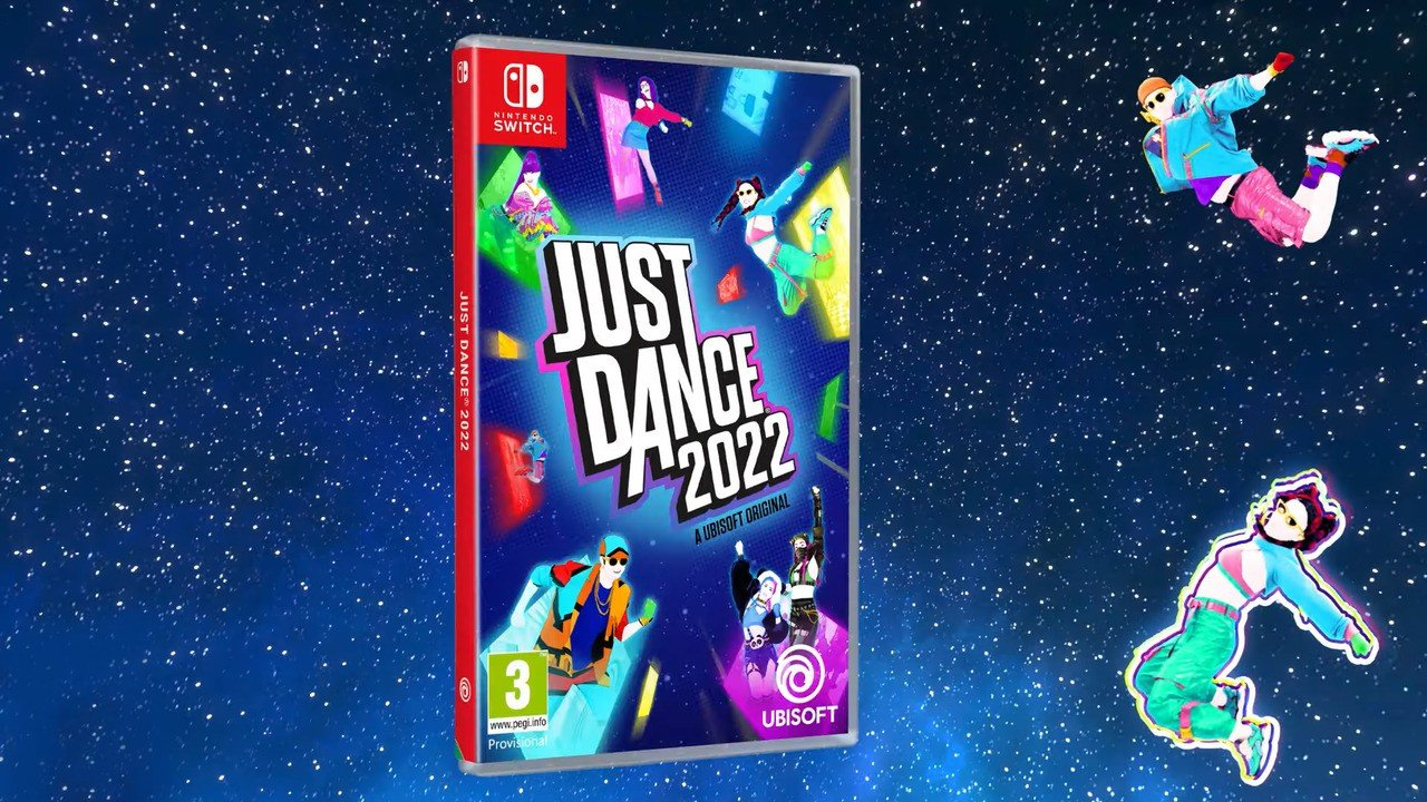 Predictably, Just Dance 2022 Is Coming To Switch This November 1
