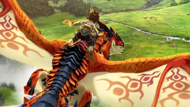 Reminder: Trial Version Of Monster Hunter Stories 2 Now Available On Switch 2
