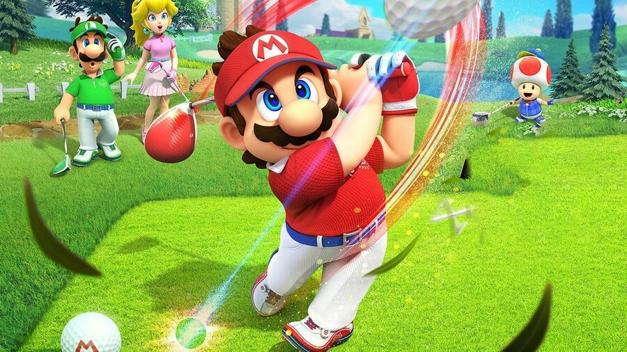 The First Review For Mario Golf: Super Rush Is Now In 1