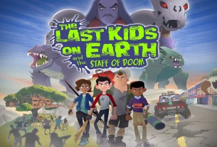 The Last Kids On Earth And The Staff Of Doom Is Now Available For Xbox One And Xbox Series X|S 3