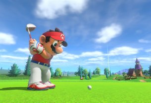 UK Charts: Mario Golf: Super Rush Scores A Debut Hole In One 3