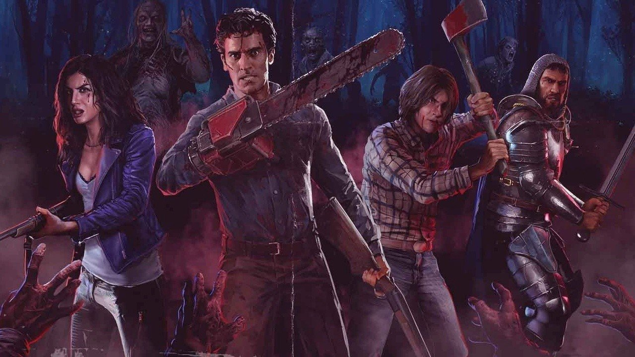 Video: See Ash Williams In Action In This Evil Dead Gameplay Reveal 1