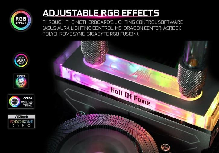 Watercooled RGBs from Galax, With Bonus HOF OC Lab DDR4-4400 Included 1