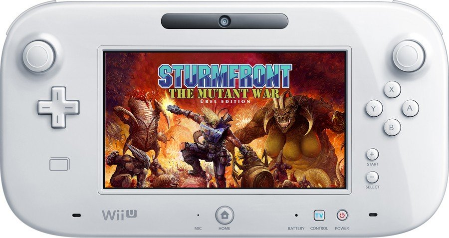 Yep, The Wii U Gets A New Game In July 1