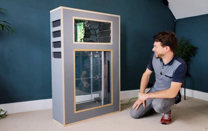 A Bellows-Cooled PC Is Beyond Cool 1