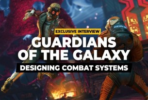 Designing The Combat Systems In Marvel's Guardians Of The Galaxy – Exclusive Interview 5