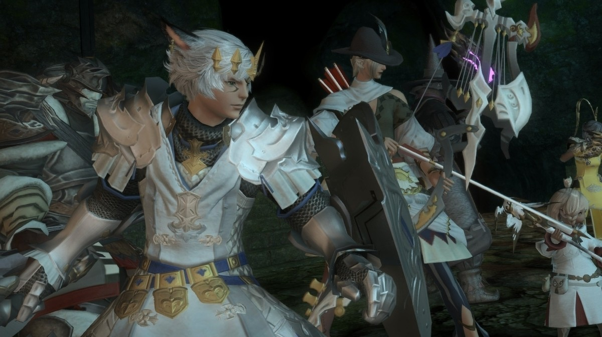 Final Fantasy 14 boss says 'don't show so much restraint you stop having fun' following pleas to help ease server woes 1