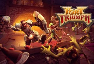 Fort Triumph Is Now Available For Digital Pre-order And Pre-download On Xbox One And Xbox Series X|S 5