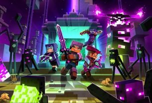 New Minecraft Dungeons expansion takes the fight to the Endermen Minecraft Dungeons The Echoing Void 3