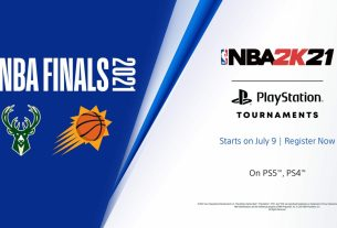 Shoot for glory in the NBA 2K21 PlayStation Tournaments: NBA Finals 5