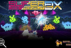 Super Destronaut DX-2 Is Now Available For Xbox One And Xbox Series X S 4
