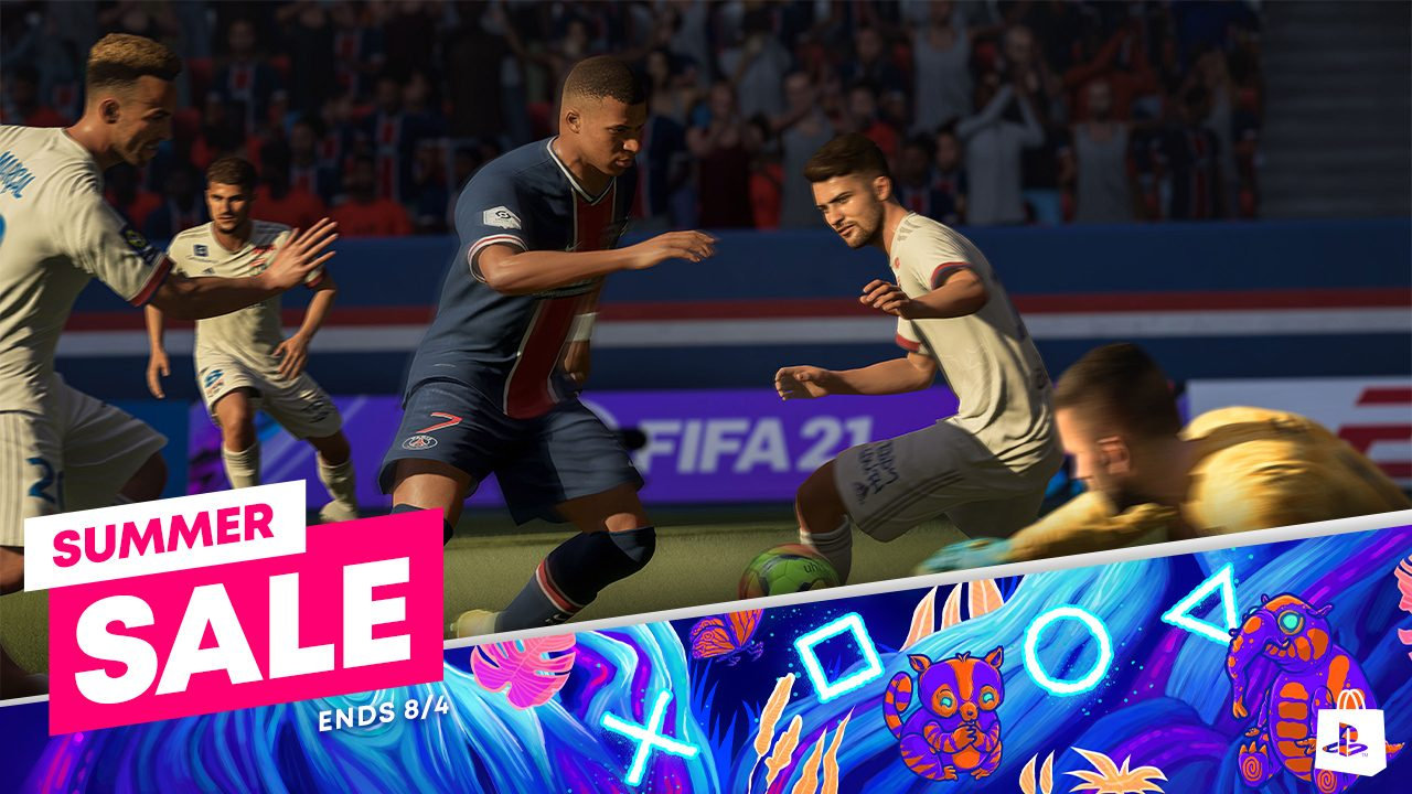 The massive Summer Sale comes to PlayStation Store 1
