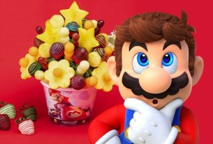 Yep, Nintendo Is Teaming Up With 'Edible' For Mario Kart Snack Gifts 2