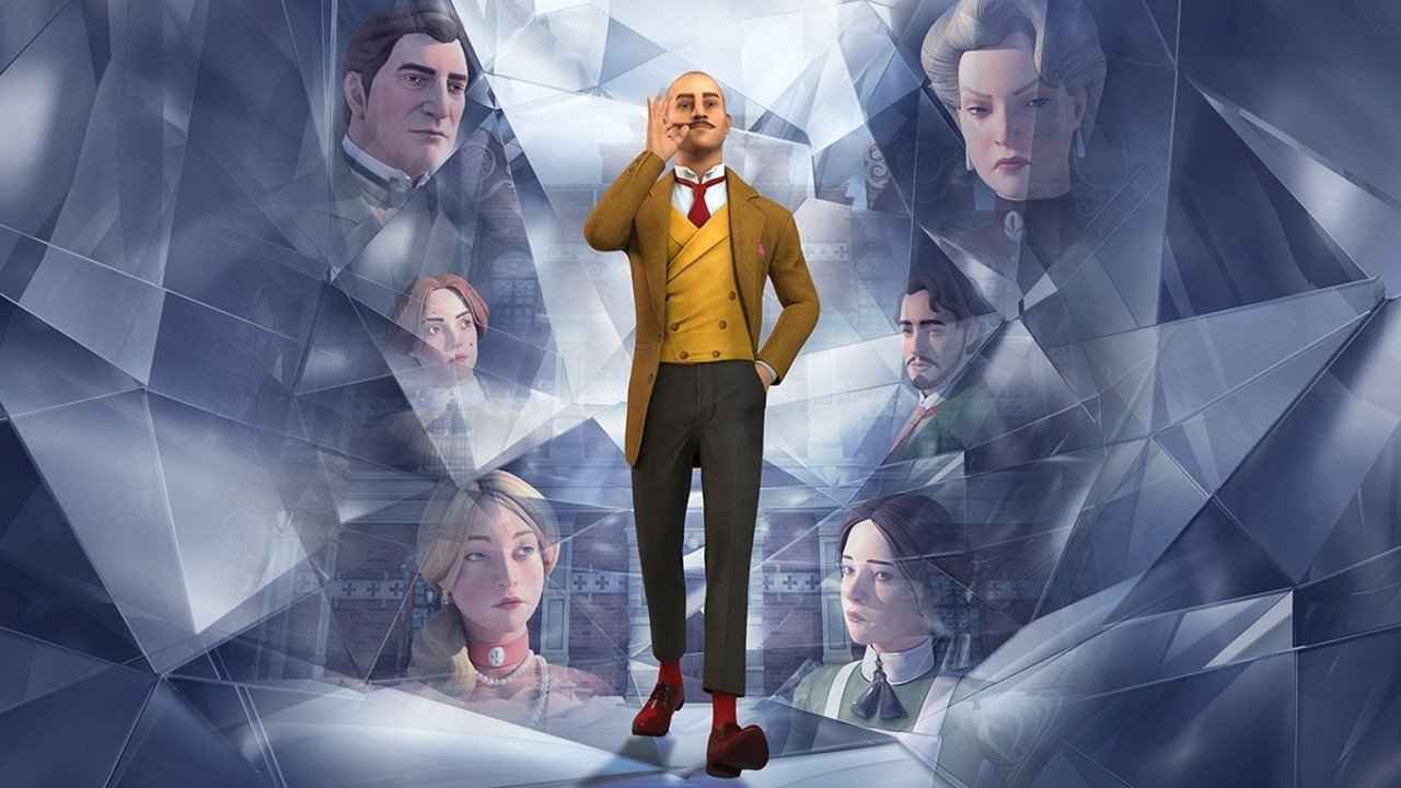 Agatha Christie - Hercule Poirot: The First Cases Gets A Rather Dramatic Launch Trailer 1
