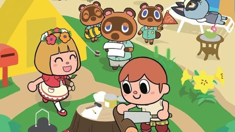Animal Crossing: New Horizons Deserted Island Diary Releases Later This Month 6