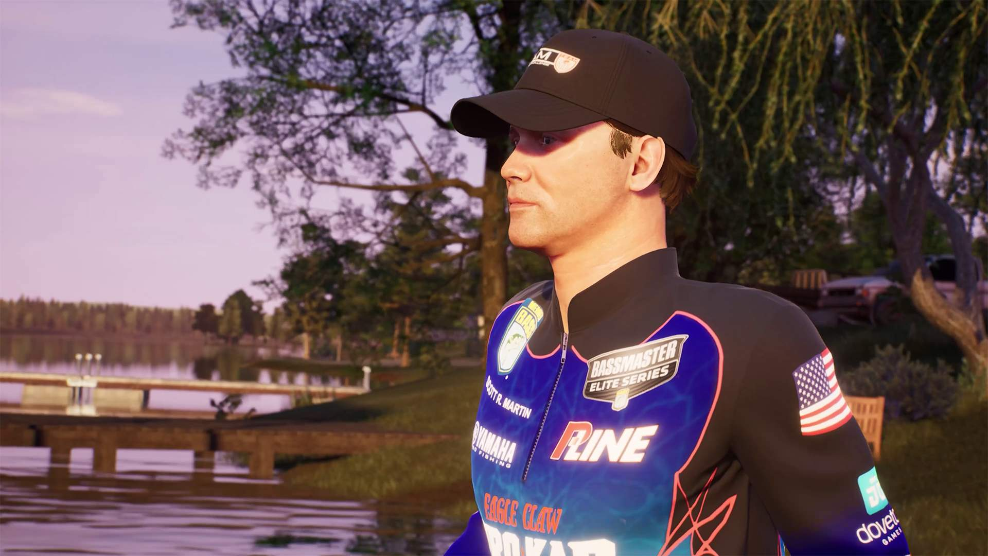 Bassmaster Fishing 2022 Launching Day One with Xbox Game Pass on October 28 1