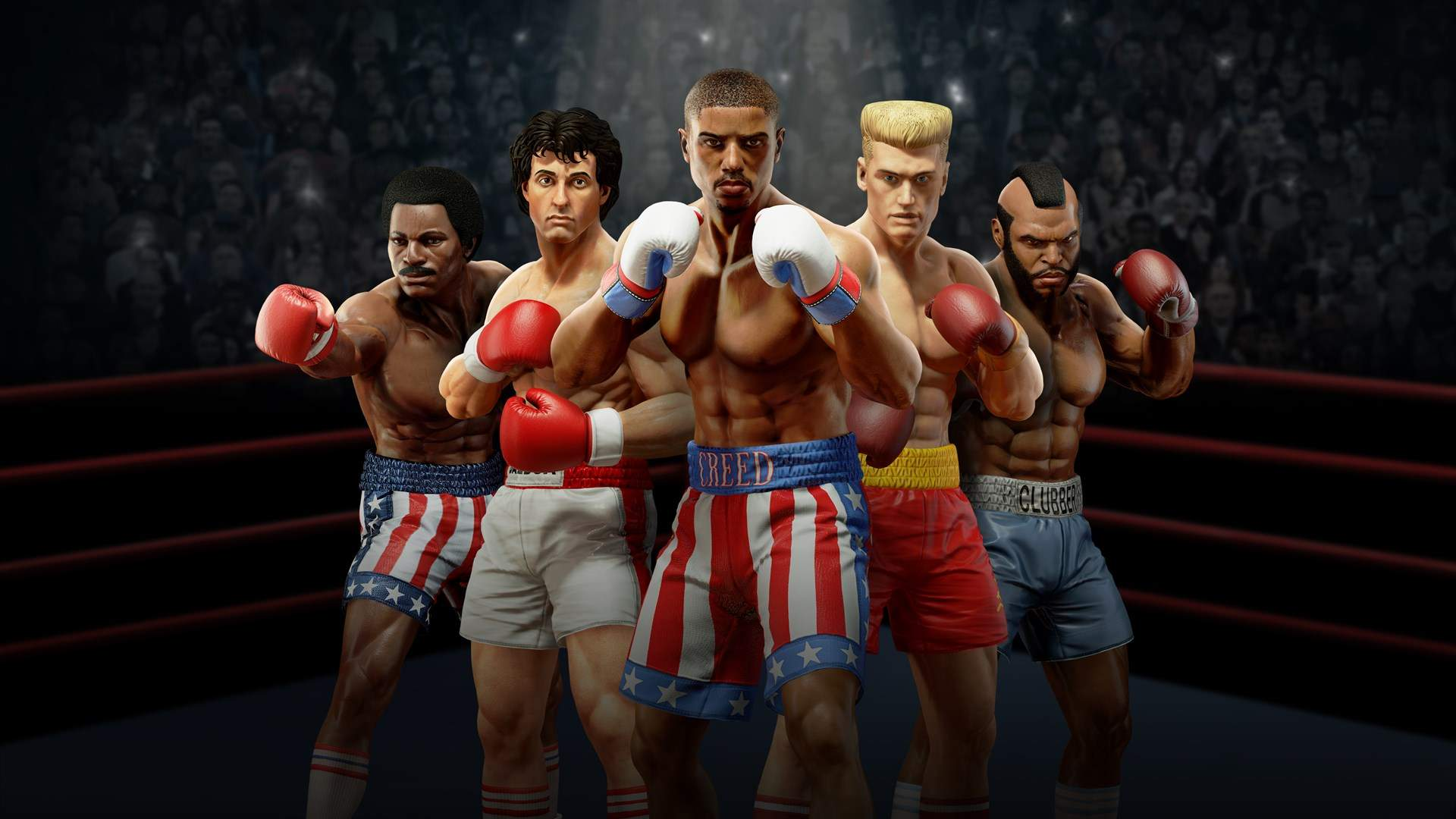 Big Rumble Boxing: Creed Champions Is Now Available For Xbox One And Xbox Series X|S 1