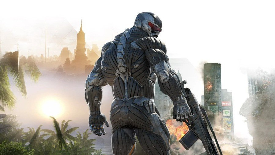 Crysis 2 & 3 Remastered Are Both Headed To Switch, But Only Individually 1
