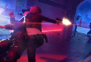 Crystal Dynamics is working on the new Perfect Dark game Perfect Dark 3