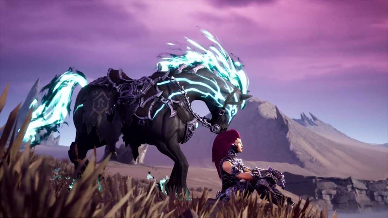 Darksiders III Is Out On Switch Today, Here's The Launch Trailer 1