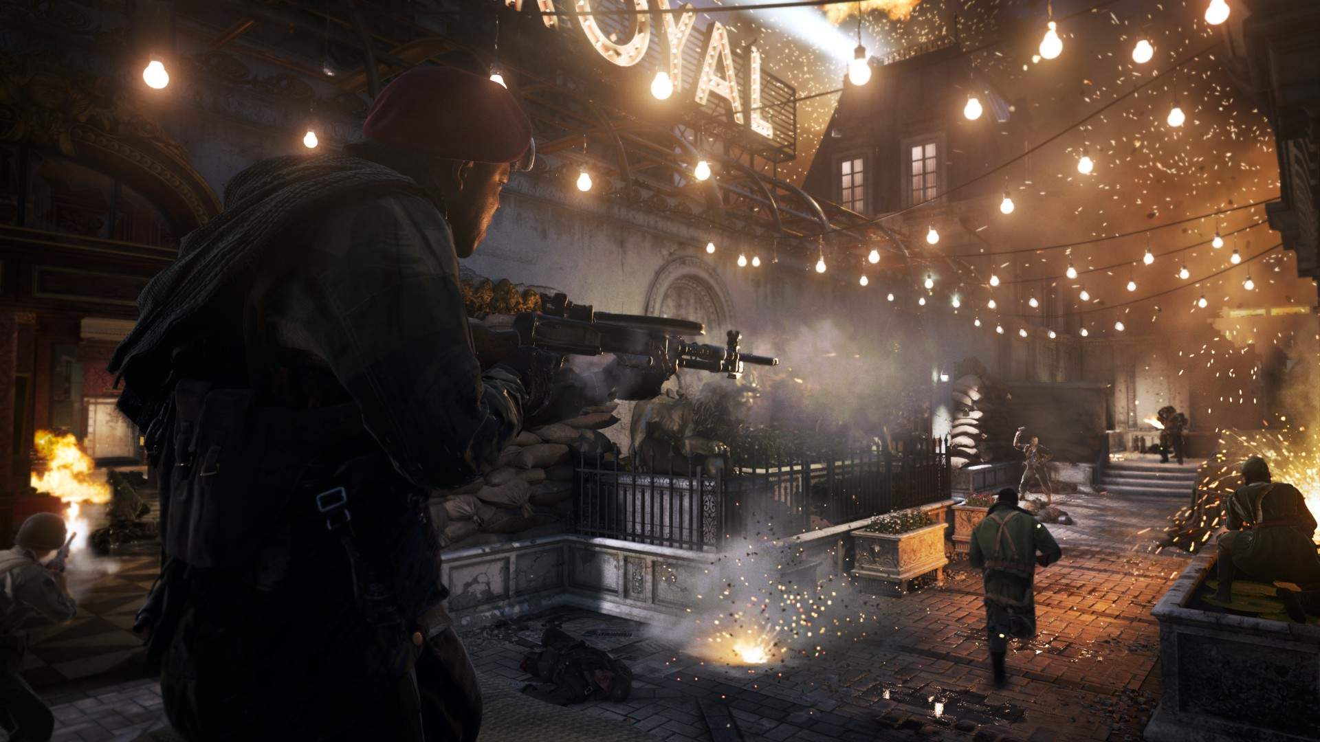 Everything You Need to Know About the Multiplayer Beta for Call of Duty: Vanguard 3
