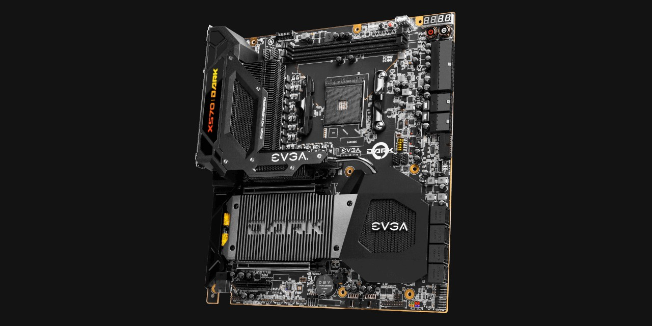 EVGA Launches the X570 DARK AMD Motherboard 1