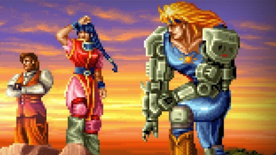 Forever Entertainment Is Remaking The 1993 Data East Beat 'Em Up Night Slashers 1