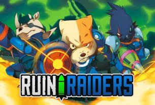Go To Battle As Anthropomorphic Warriors In Ruin Raiders, Out On Switch Soon 3
