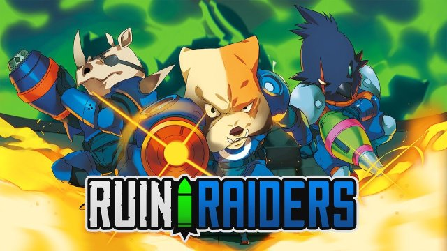 Go To Battle As Anthropomorphic Warriors In Ruin Raiders, Out On Switch Soon 2