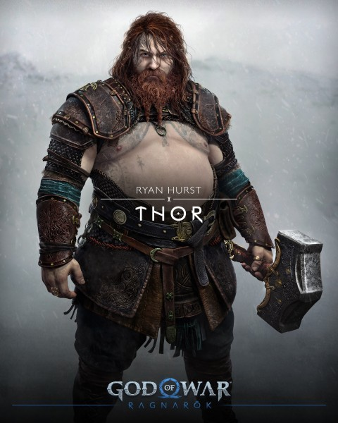 God Of War: Ragnarok's Director Speaks With Us About This Game's Version Of Thor 3