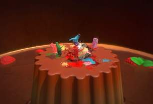 Multiplayer Party Game A Gummy's Life is Available Now for Xbox One and Xbox Series X|S 4
