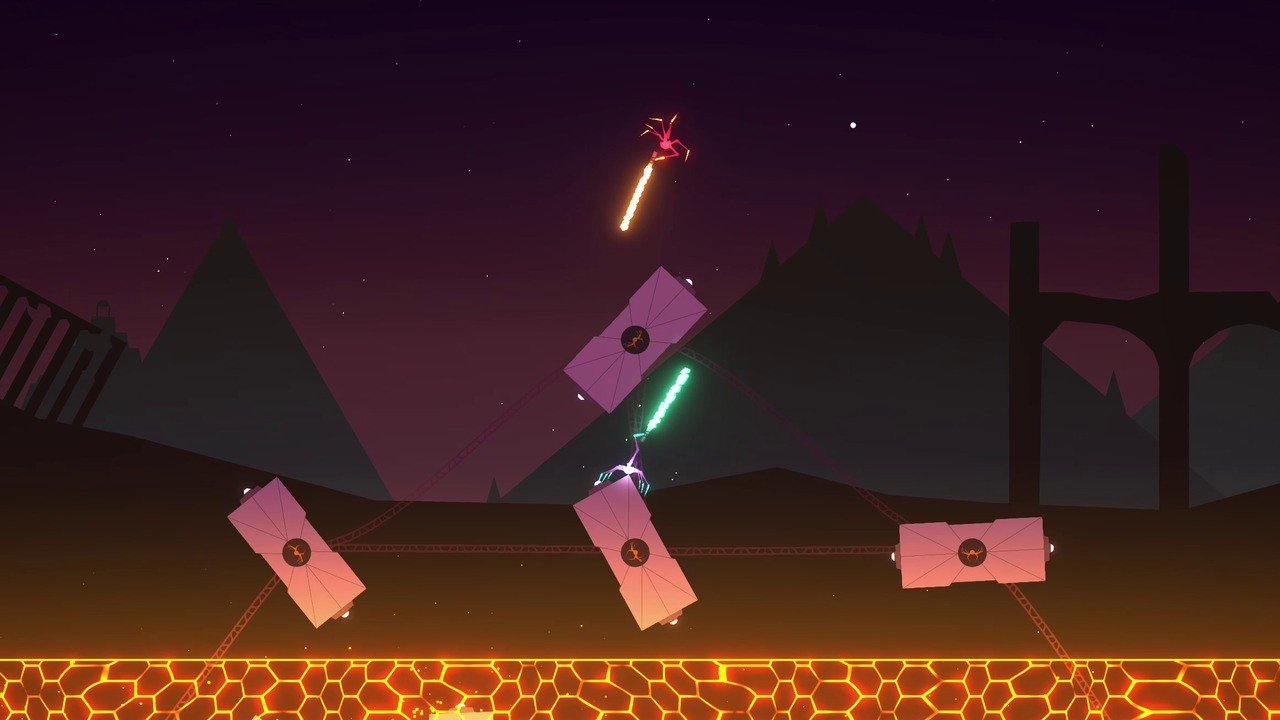 SpiderHeck Is A Chaotic Brawler With Lightsabers And Guns 1