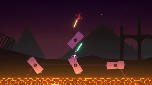 SpiderHeck Is A Chaotic Brawler With Lightsabers And Guns 2
