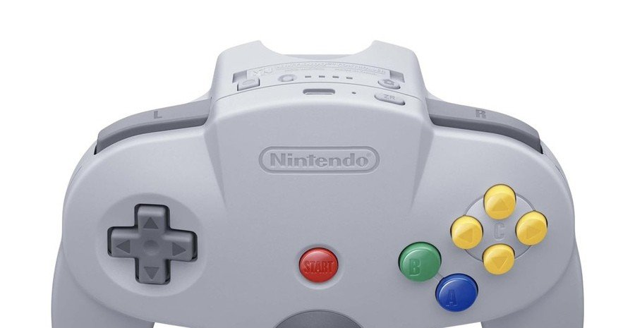 Switch's N64 Controller Is Hiding Some Extra Buttons 1