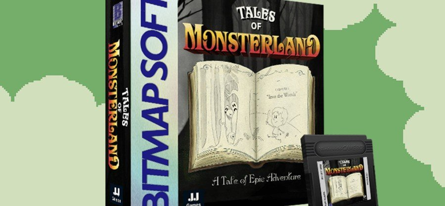 Tales Of Monsterland Is Yet Another New Game Boy Game, And It's Getting A Fancy Limited Edition 6