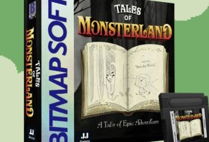 Tales Of Monsterland Is Yet Another New Game Boy Game, And It's Getting A Fancy Limited Edition 3