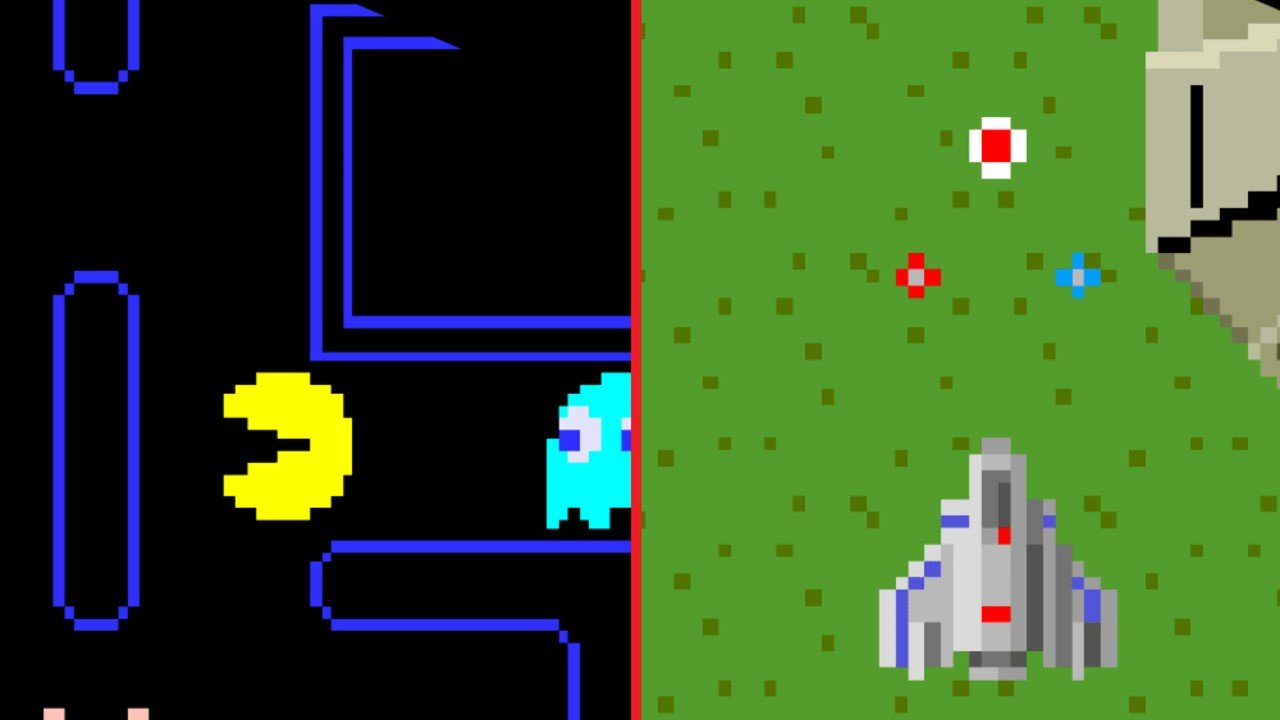 Two Namco Classics Join Hamster's Arcade Archives This Week 1