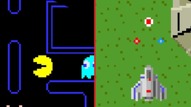 Two Namco Classics Join Hamster's Arcade Archives This Week 2