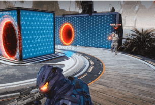Why Is Everyone Suddenly Playing Splitgate? 3