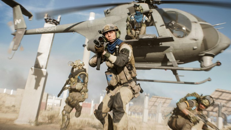 Battlefield 2042 Hazard Zone Game Mode Revealed, 'High Stakes, Squad-Based' Intensity 1