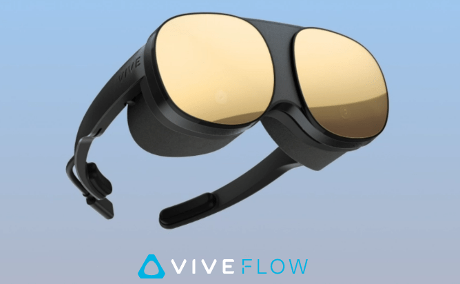 HTC's New Vive Flow VR Headset; No Facebook But An Android Phone Is Required 1