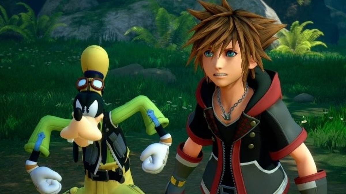 """Kingdom Hearts producer says the team is still """"undecided"""" on the idea of native Switch ports 6"""