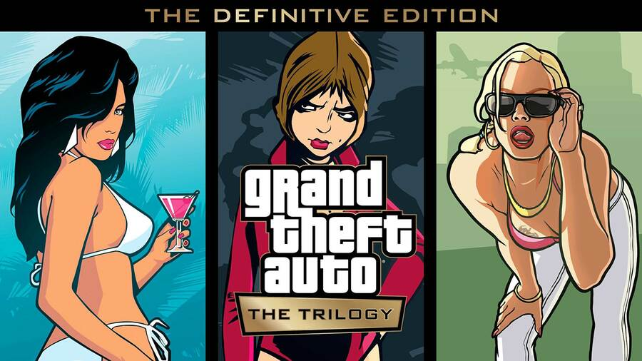 Rockstar Officially Announces Grand Theft Auto Trilogy For Switch 1