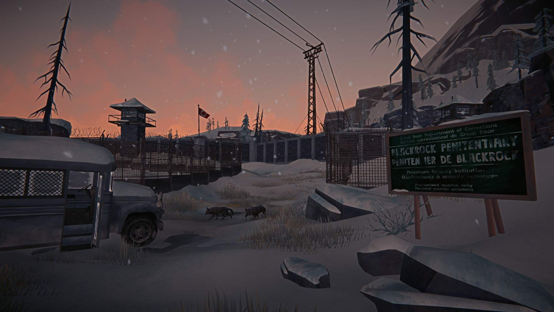 The Long Dark – Episode Four: Fury, Then Silence is Available Now 1