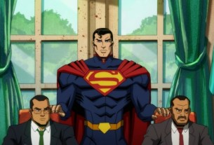 Watch This Exclusive Clip Of Superman Wrecking Things In Injustice 3